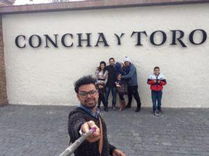 Tour Concha y Toro, Tour Viña Concha y Toro