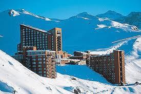 Tour Centros de Esqui, Paseo Centros de Esqui